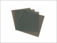 Faithfull Wet & Dry Paper Sheets 230 x 280mm Coarse 50g (4)