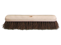Faithfull Natural Bassine Platform Broom Head 450mm (18in)