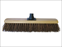 Faithfull Platform Broom Head Bassine 45cm (18in) Threaded Socket