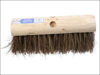 Faithfull Saddleback Broom Stiff Bassine / Cane 325mm (13 in)