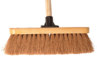 Faithfull Broom Coco with 30cm (12in) Coco Broom head