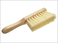Faithfull Hand Brush Soft Cream PVC 275mm (11 in)
