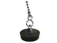 Faithfull Chrome Bath Chain Assembly 45cm (18in)
