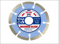 Faithfull Contract Diamond Blade 115mm x 22.2mm
