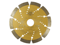 Faithfull Diamond Blade Gold Series Universal Cut 115mm x 22.2mm