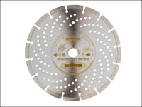 Faithfull Marathon Diamond Blade Masonry & Steel 230mm x 22.2mm