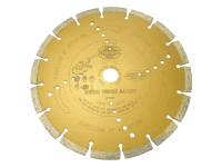 Faithfull Diamond Blade Gold Series Universal Cut 230mm x 22.2mm