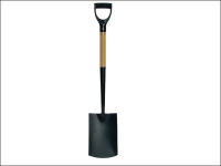 Faithfull Digging Spade PYD Grip