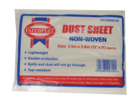 Faithfull Non Woven Dust Sheet 12 x 8ft