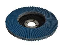 Faithfull Flap Disc 100mm Fine