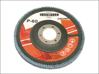 Faithfull Flap Disc 115mm Coarse