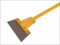 Faithfull Floor Scraper 200mm (8in) Heavy-Duty Fibreglass Handle
