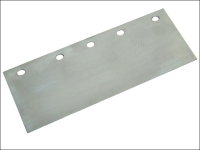 Faithfull Floor Scraper Blade 300mm (12in) 5 Hole