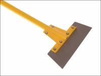 Faithfull Floor Scraper 300mm (12in) Heavy-Duty Fibreglass Handle