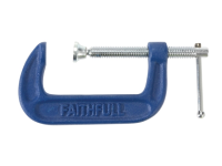 Faithfull G Clamp Medium-Duty 51mm (2in)