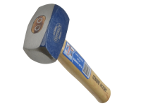 Faithfull Club Hammer 1.13kg (2.1/2lb) Contractors Hickory