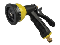 Faithfull 9 Pattern Garden Spray Gun