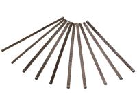 Faithfull Junior Hacksaw Blades 150mm (6in) 32tpi (10 Packs of 10 Blades)