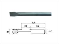 Faithfull Chisel 450mm Kango Shank (914119)