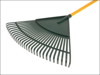 Faithfull Leaf Rake Fibreglass Shaft