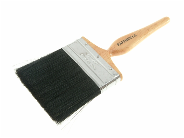 Faithfull Decorators Paint Brush 100mm (4in)