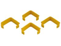 Faithfull External Building Profile Line Holders (Pack of 4)