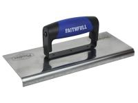 Faithfull Prestige Edging Trowel 250 x 100mm (10 x 4in)