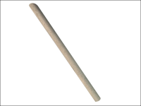 Faithfull Wooden Broom Handle 1.2m x 28mm (48in x 1.1/8in)