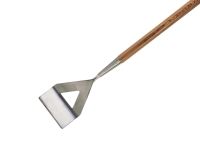 Faithfull Dutch Hoe Stainless Steel with Wooden Handled 1.4m