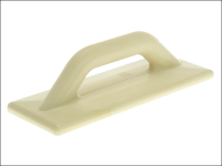 Faithfull Small Plastic Float 280mm x 110mm (11in x 4.1/4 in)