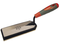 Faithfull Grout Trowel Soft Grip Handle 6in x 2.1/2in