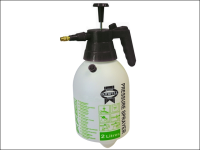 Faithfull Pressure Sprayer Hand Held 2 Litre