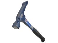 Faithfull Single Scutch Hammer Fibreglass Handle