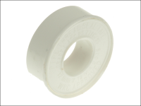 Faithfull P.T.F.E Tape 12mm x 12m White