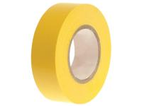 Faithfull PVC Electrical Tape Yellow 19mm x 20m
