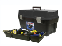 Faithfull Plastic Tool Box 547mm (21in) - Organiser Lid