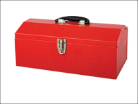 Faithfull Metal Barn Tool Box 42cm (16in)