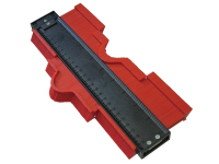 Faithfull Profile Gauge Plastic 250mm