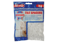 Faithfull Tile Spacer Long Leg 3mm Bag of 250