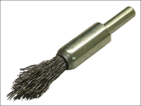 Faithfull Wire End Brush 12mm Pointed End