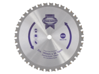 Faithfull Trim Saw Blade 165 x 10mm x 36T General Purpose