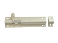 Forge Door Bolt - Aluminium 100mm (4in)