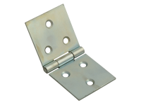 Forge Backflap Hinge Zinc Plated 40mm (1.5in) Pack of 2