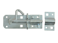 Forge Padlock Bolt Zinc Plated 100mm (4in)