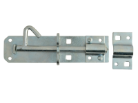 Forge Padlock Bolt Zinc Plated 200mm (8in)