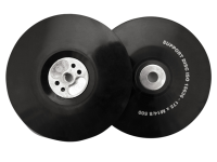 Flexipads World Class Angle Grinder Pad ISO Soft Flexible 180mm M14 x 2.0