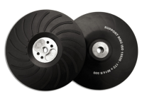 Flexipads World Class Angle Grinder Turbo Pad ISO Hard 180mm M14 x 2.0