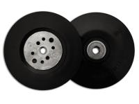Flexipads World Class Angle Grinder Pad Black 115mm M10 x 1.50