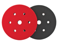 Flexipads World Class Dual Action Cushion Pad 150mm  6 + 1 Hole VELCRO® Brand
