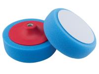 Flexipads World Class Blue Compounding / Polishing Foam 150 x 50mm M14 x 2